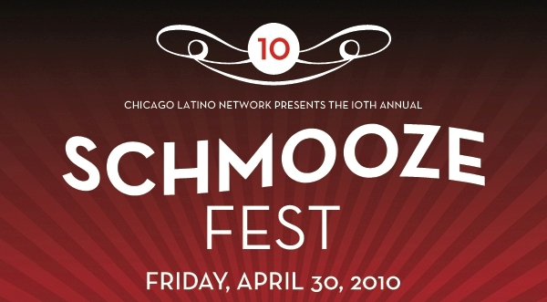 THE 10TH ANNUAL SCHMOOZEFEST WAS A SMASHING SUCCESS